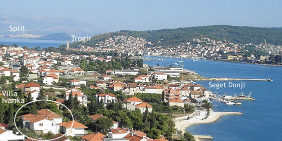 Chorwacja noclegi 4 osoby pc